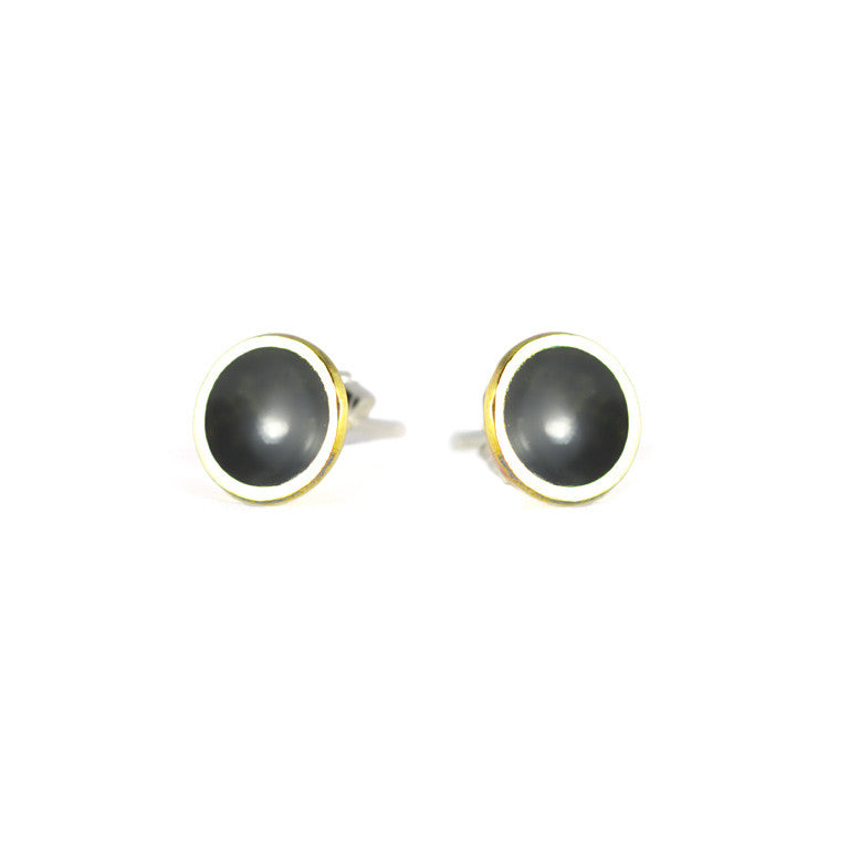 DOME STUDS - ANTHRACITE
