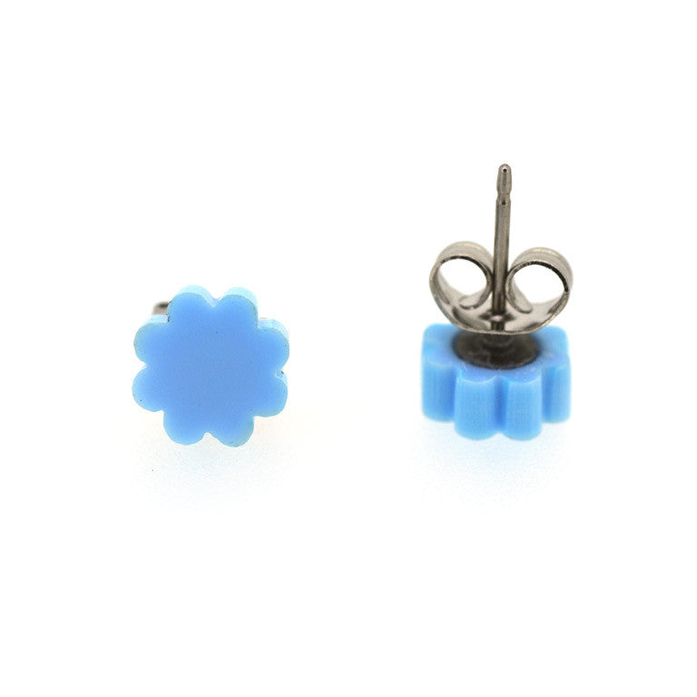 PASTEL STUDS FLOWER - 7 COLOURS TO CHOOSE FROM!