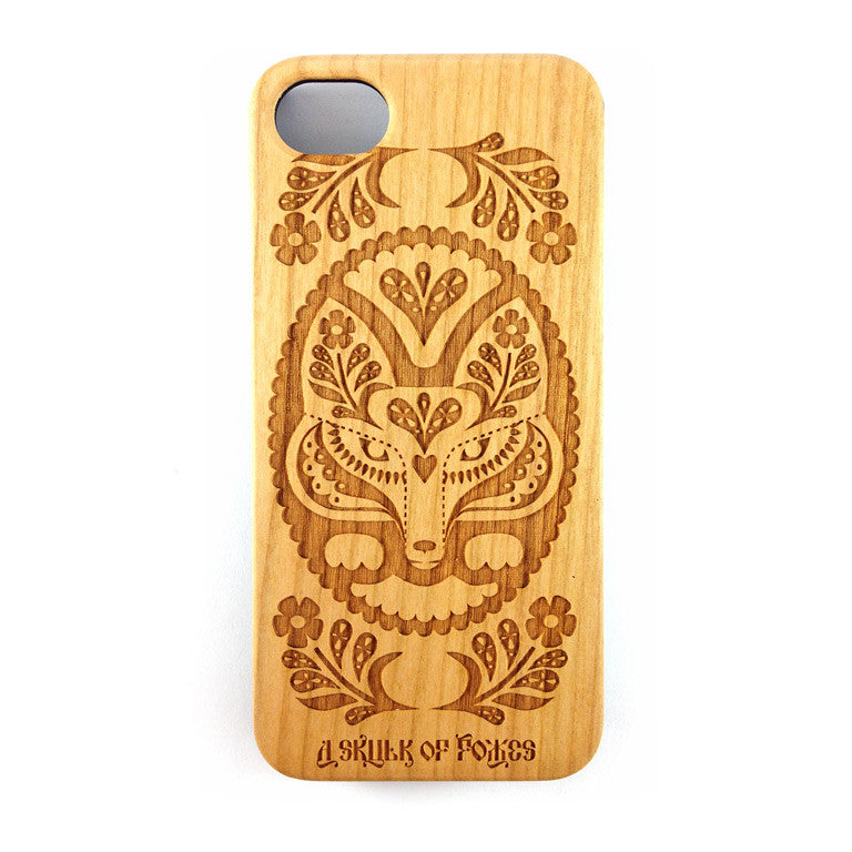 IPHONE 6 PLUS COVER FOLK FOX