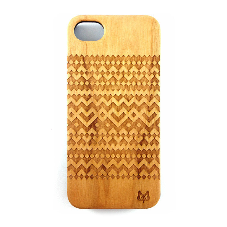 IPHONE 6 COVER - FOLK STITCH