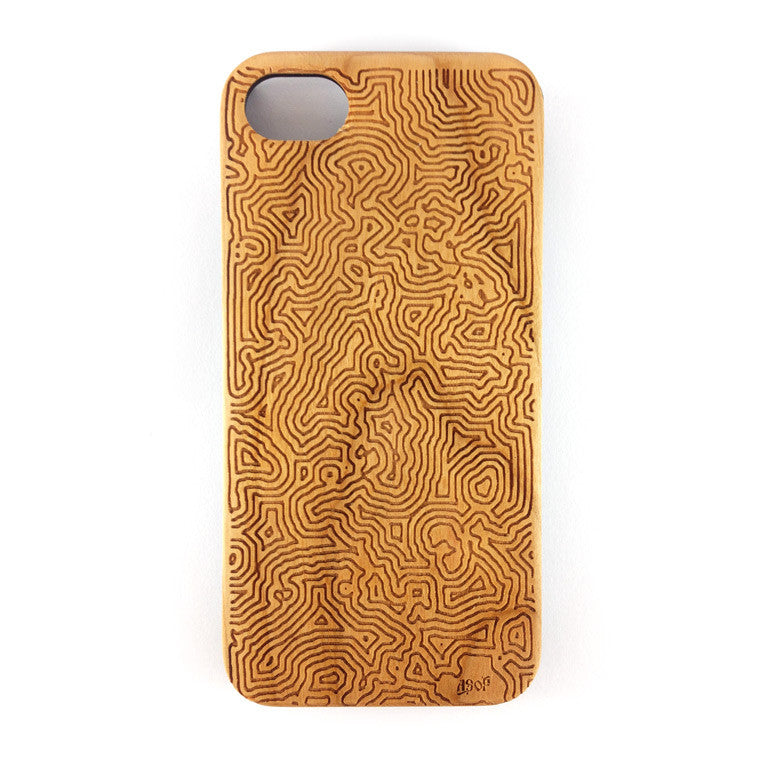 IPHONE 6 COVER - TOPOGRAPHY