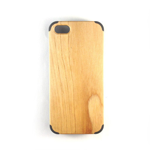 IPHONE 5 - PLAIN MAPLE/BLACK