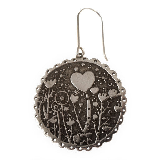 love harvest hook earrings