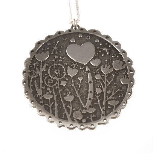 love harvest pendant
