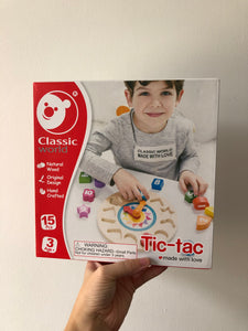 Classic World - Tic-Tac Clock Game