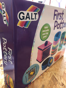 Galt First Pottery Kit