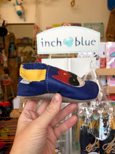 Load image into Gallery viewer, Inch Blue shoes - Superhero cobalt