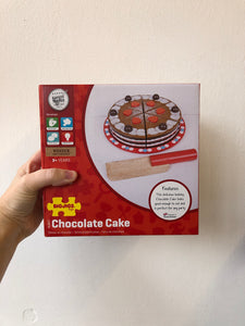 Bigjigs Chocolate Cake