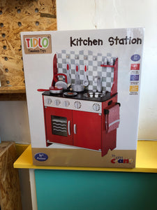 Tidlo - Kitchen Station