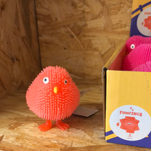 Load image into Gallery viewer, Puffer Chick Sensory Toy