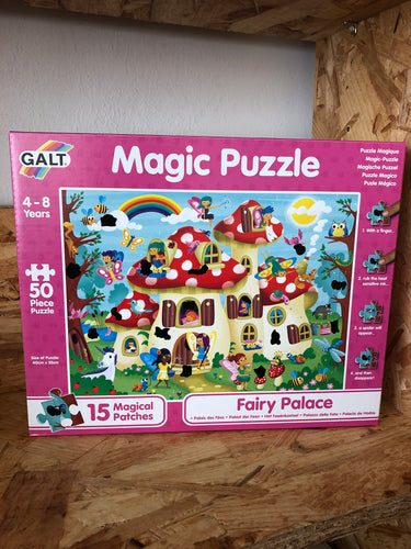 Galt - Fairy Palace Magic Puzzle