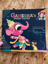 Load image into Gallery viewer, Ganesha's Sweet Tooth