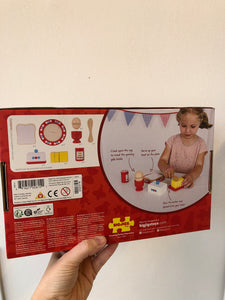 Bigjigs Breakfast Set