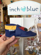 Load image into Gallery viewer, Inch Blue shoes GRIPZ - Superhero cobalt
