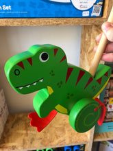 Load image into Gallery viewer, Bigjigs Push Along Toys