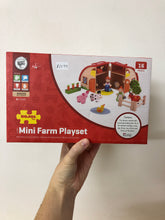 Load image into Gallery viewer, Bigjigs Mini Farm Playset
