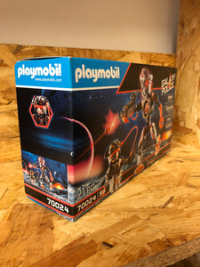 Playmobil - Galaxy Police Pirate Robot
