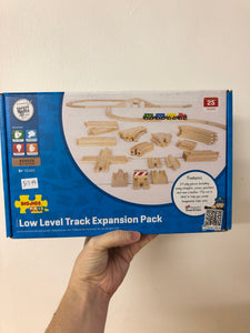 Bigjigs Low Level Track Expansion Pack