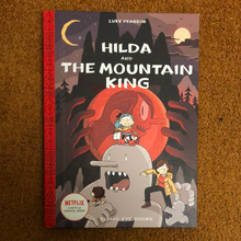 Load image into Gallery viewer, Hilda and the Mountain King