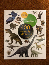 Load image into Gallery viewer, Eye Like Sticker Book - Dinosaurs