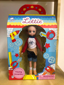 Lottie Dolls - Young Inventor