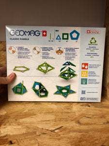 Geomag - Recycled Classic Panels 52 pcs