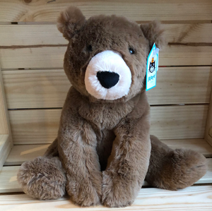 Jellycat Woody Bear