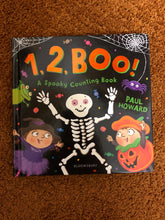 Load image into Gallery viewer, 1, 2, Boo! A spooky counting book
