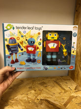 Load image into Gallery viewer, Tender Leaf Toys Robot Construction