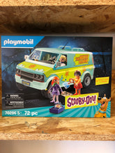 Load image into Gallery viewer, Playmobil - Scooby-Doo Mystery Machine