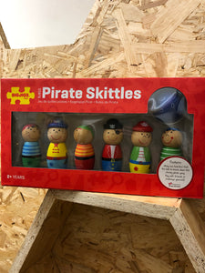 Bigjigs - Pirate Skittles