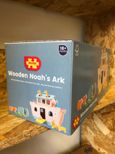 Load image into Gallery viewer, BigJigs - Wooden Noah's Ark