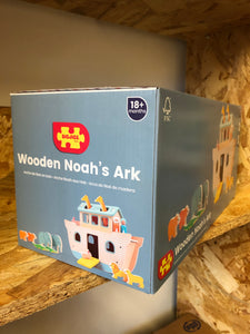 BigJigs - Wooden Noah's Ark