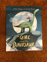 Load image into Gallery viewer, The Girl and the Dinosaur