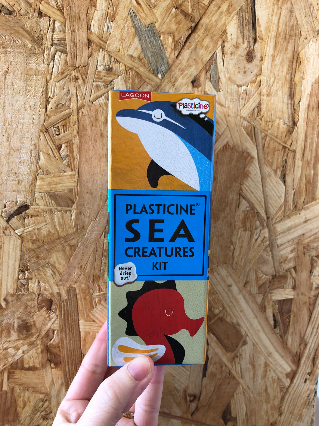 Plasticine Animals Kit by Lagoon