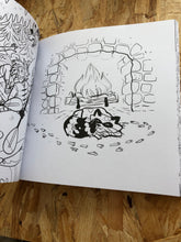 Load image into Gallery viewer, Lumberjanes Coloring Book