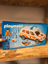 Load image into Gallery viewer, Playmobil - City Life Emergency Car