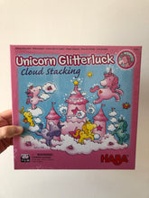 Load image into Gallery viewer, Unicorn Glitterluck Cloud Stacking