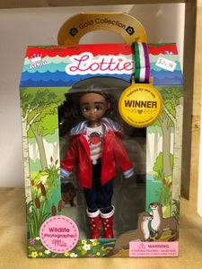 Lottie Dolls - Wildlife Photographer Mia