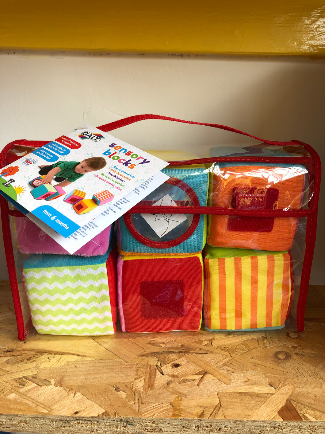 Galt Sensory Blocks