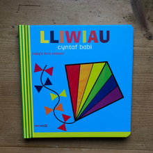 Load image into Gallery viewer, Lliwiau Cyntaf Babi - Baby's First Colours