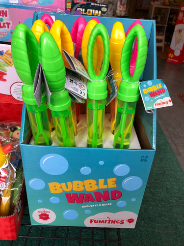 Bubble Wand
