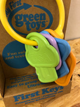Load image into Gallery viewer, Green Toys First Keys