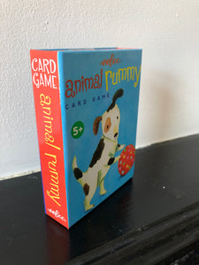 Eeboo - Animal Rummy