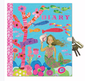 Eeboo - Locked Diary