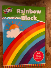 Load image into Gallery viewer, Galt - Rainbow Block