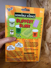 Load image into Gallery viewer, Galt - Horrible Science Slippery Slime Kit