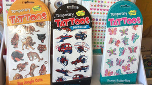 Peaceable Kingdom - Temporary Tattoos