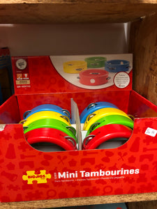 Bigjigs - Mini Tambourine