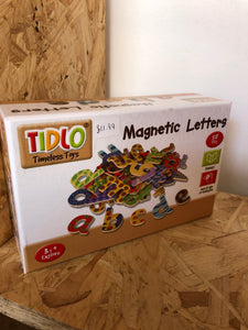 Tidlo - Magnetic Letters